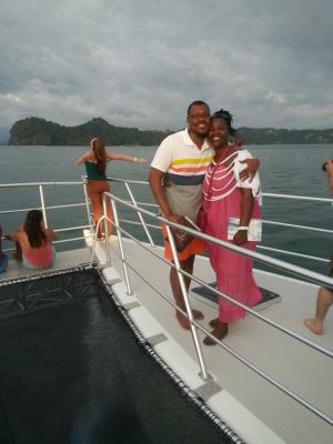 Cruise shot