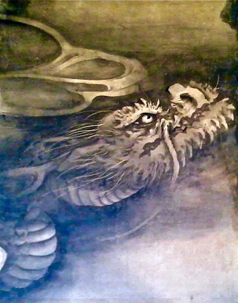 Dragon by Shorei