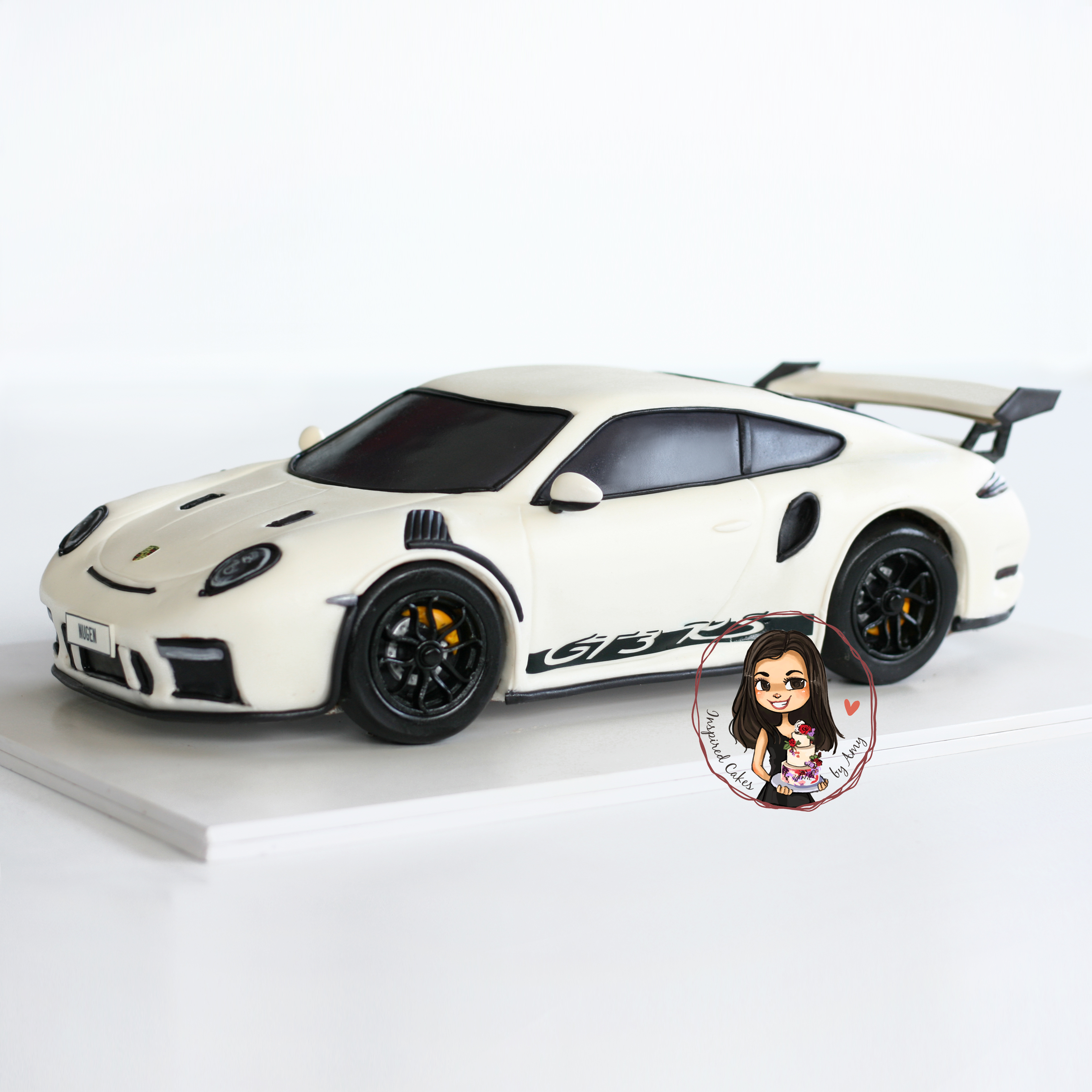 Porsche GT3RS money cake
