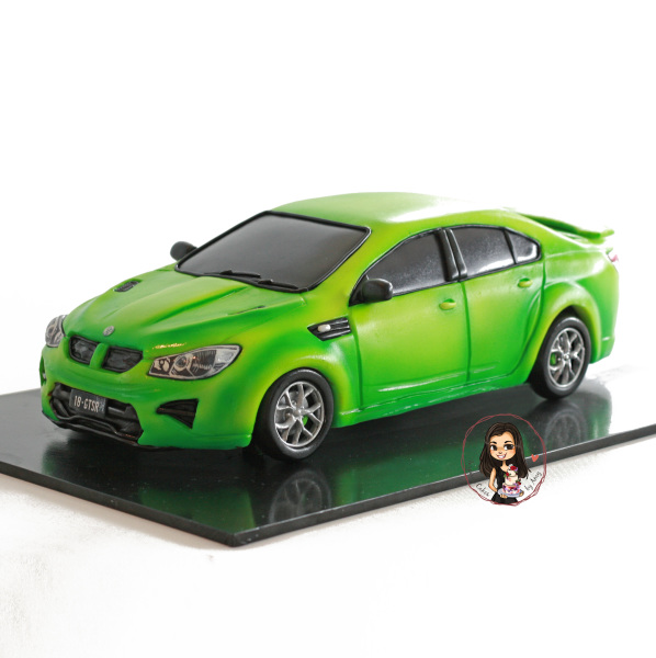 3D car cake holden HSV commodore