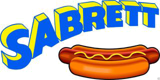 Sabrett all beef Hot Dogs