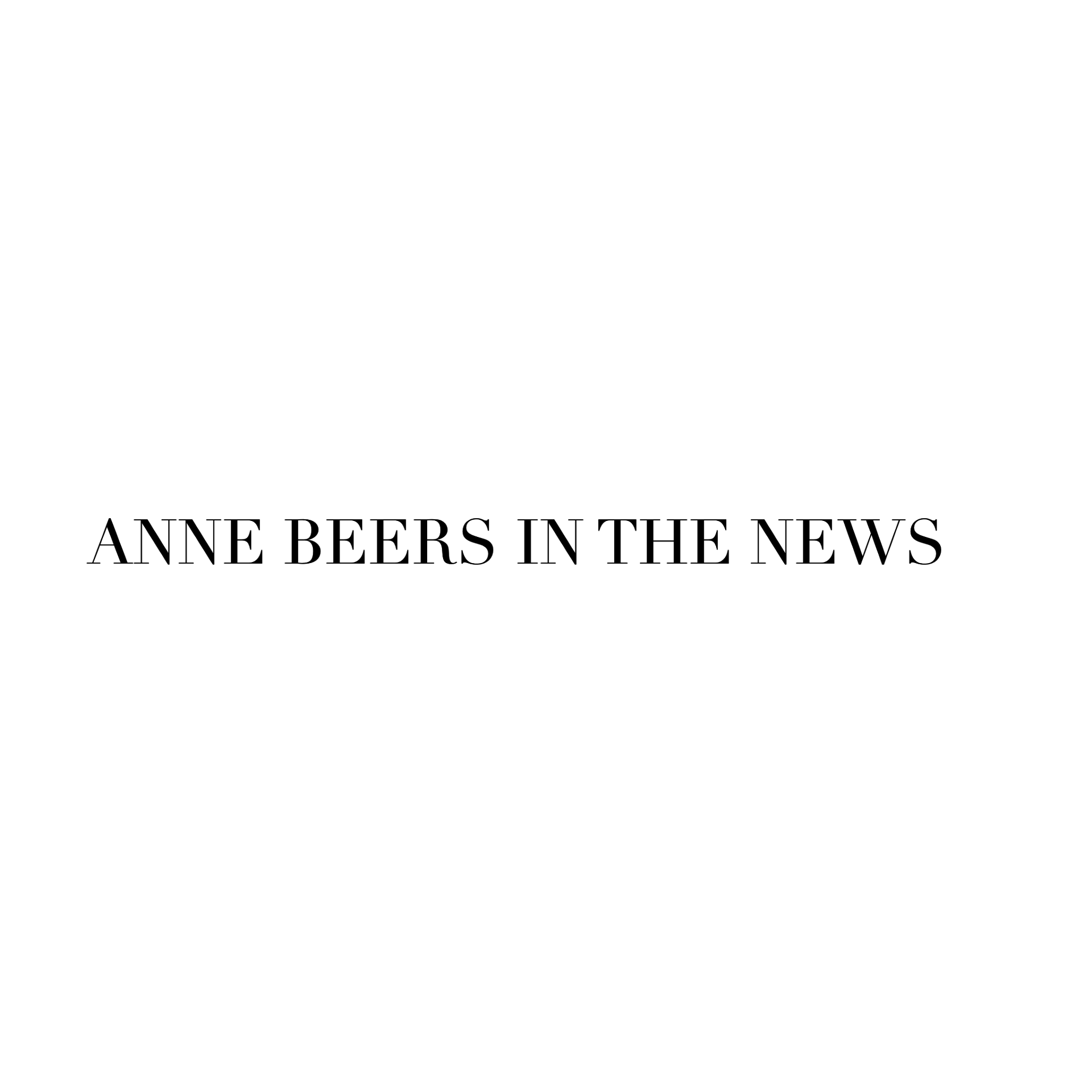 Beers in the News - Blended Learning