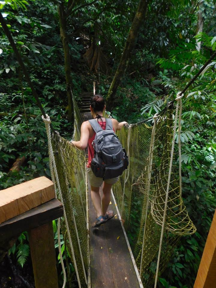 Costa Rica, Hanging Bridges