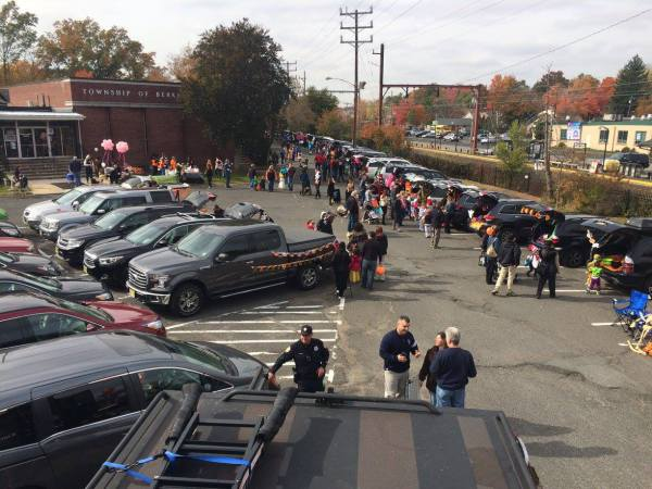 BERKELEY HEIGHTS PBA TRUNK OR TREAT