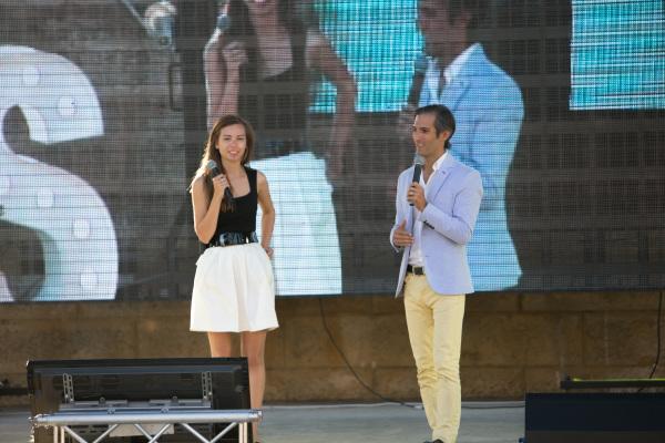 Amy Radunz & Jeffrey Slayter