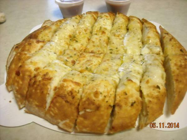 Mozzarella Dippers