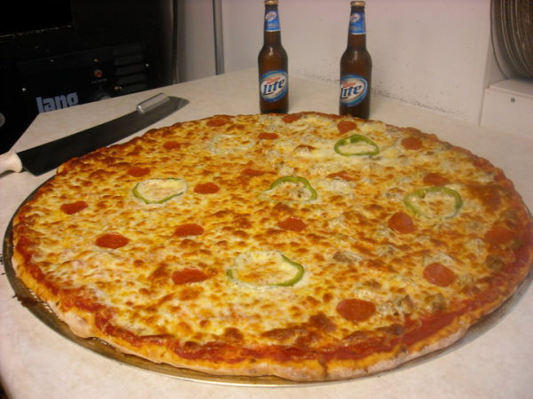 Party Pizza!