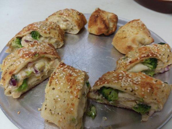 Stuffed Crust