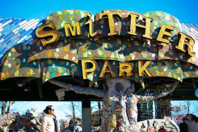 Exploring and Adoring Smither Park