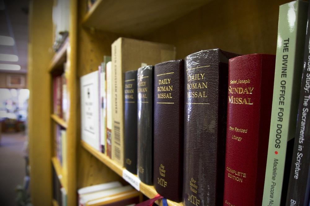 Bibles, Books, & Missals