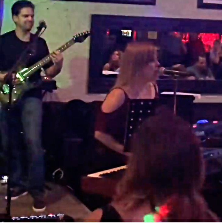 """Exit Left, Exit Left Band, Exit Left Miami, """"Exit Left"""", Drew and Susie Ramirez, Best Cover Band in Miami"""