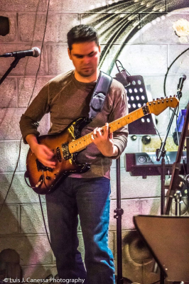 Andrew Ramirez - Manager/Lead Guitarist for Exit Left Miami