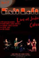 Exit Left Miami's Favorite Rock Party Cover Band Jada Coles Miami