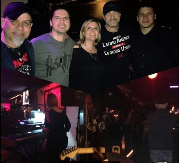 Exit Left Band live at Jada Coles in Miami Florida
