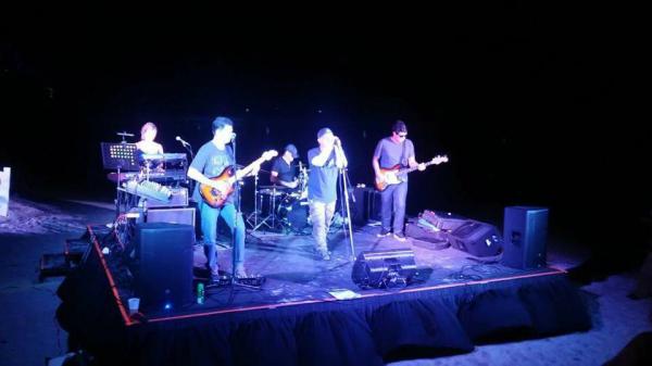 Exit Left Band Live at Homestead Bayfront Park in Florida