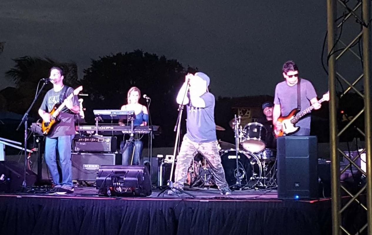 South Florida's Premier Rock Cover Band Exit Left