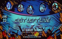 Exit Left Band South Miami's Favorite Rock Party Cover Band