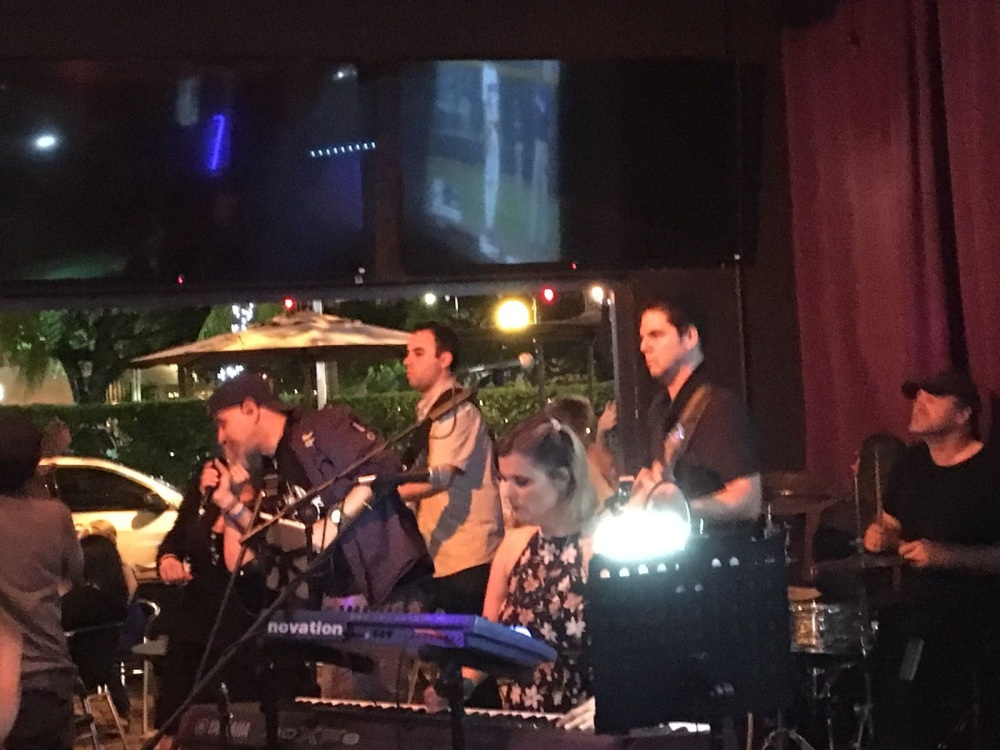 Best Rock Cover Band in Florida