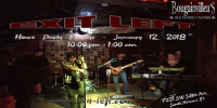 Exit Left Band Bougainvillea's Old Florida Tavern South Miami Florida