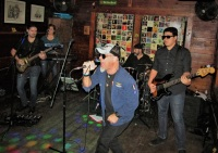 Exit Left Band rockin' Bougie's in South Miami