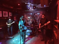 Exit Left Band Bougainvillea's Bougie's South Miami