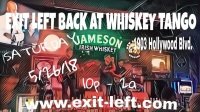 Whiskey Tango, Best cover band, South Florida Cover Bands, Best cover band in Florida, Exit Left, Exit Left Band, Miami Cover Band, Exit Left Miami