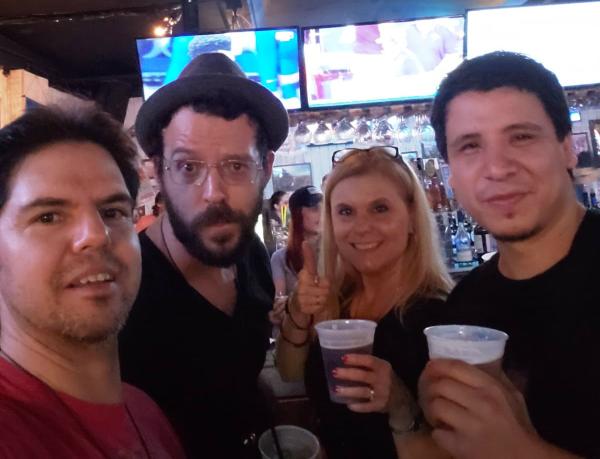 "Exit Left Live at Sunset Tavern, ""Exit Left Live at Sunset Tavern"", Exit Left, Exit Left Band, Miami's Best cover band, Sunset Tavern,"