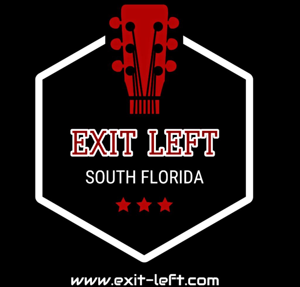 "Exit Left, Exit Left Band, ""Exit Left"", Exit Left Logo"