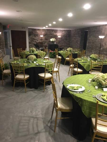 Round Tables Available for Rent