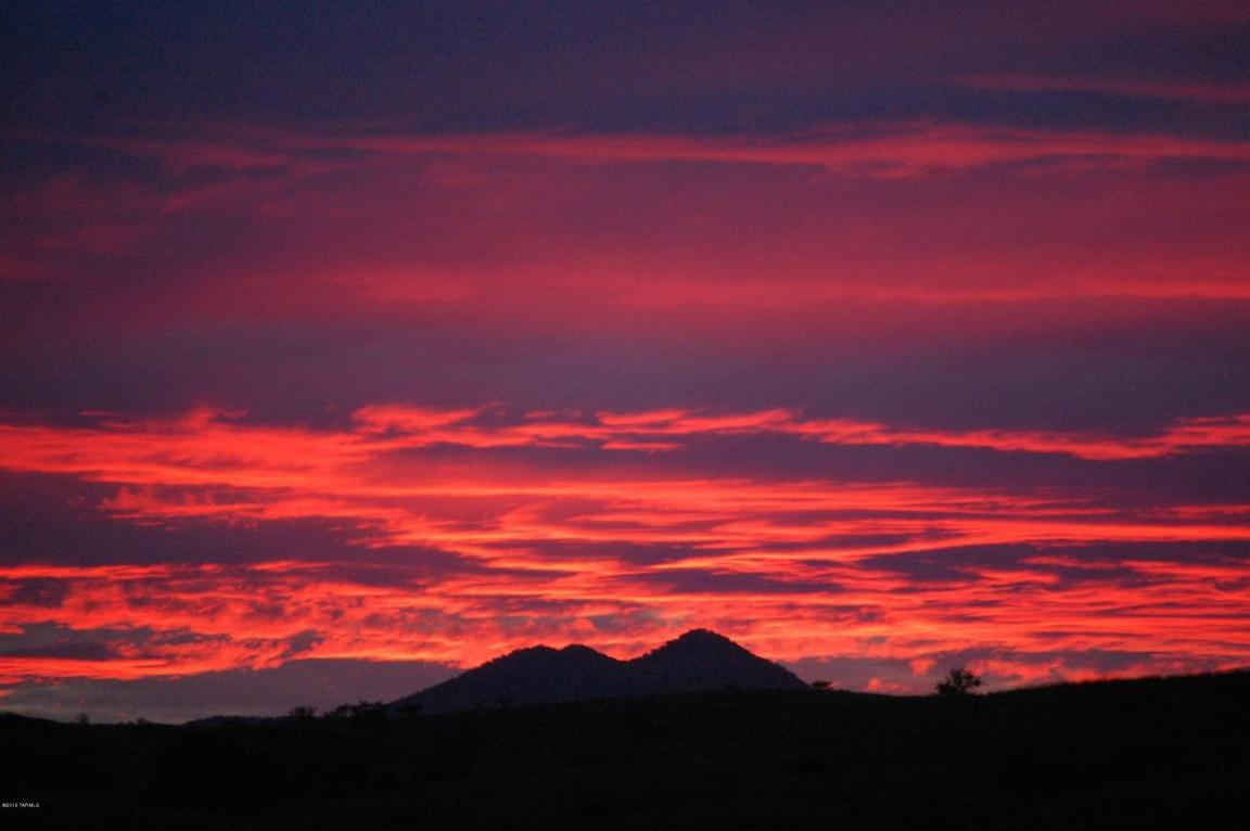 Sunrise over Elgin, Arizona