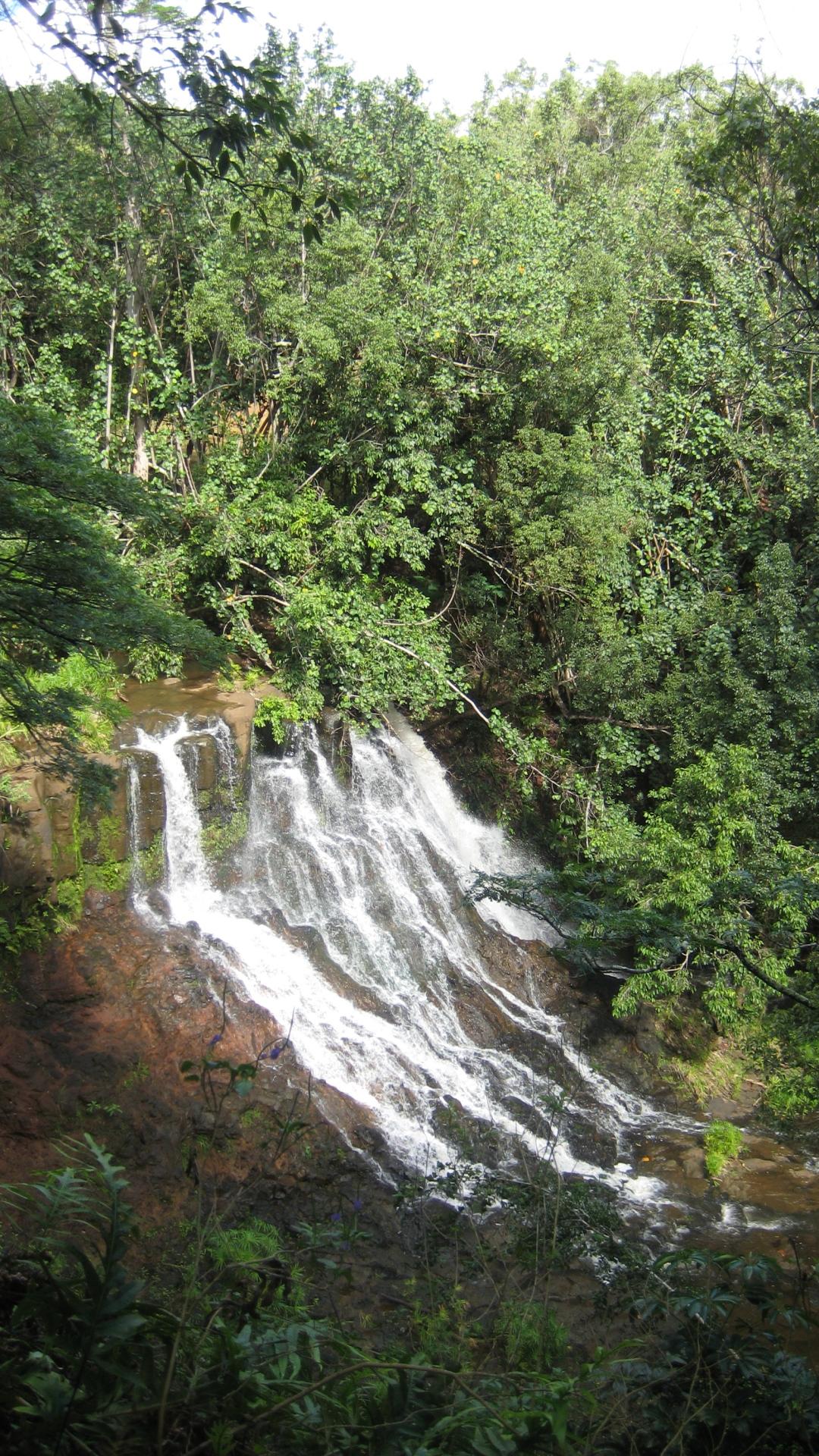 Kauai Water Falls