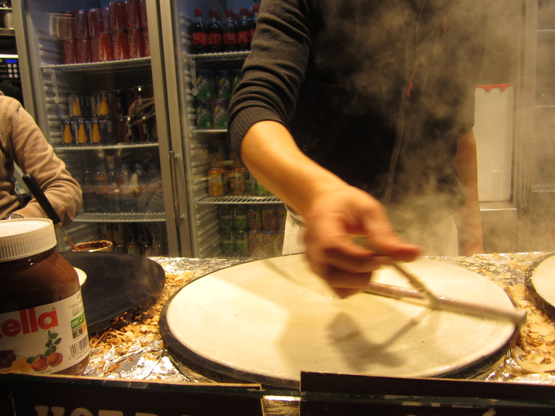 Crepes in France