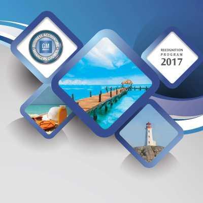 GM Bam Brochure Cover