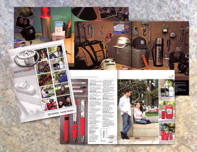 Toyota Outfitters Catalog