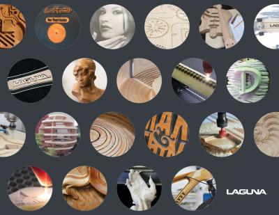 2018 Laguna Tools Catalog Cover