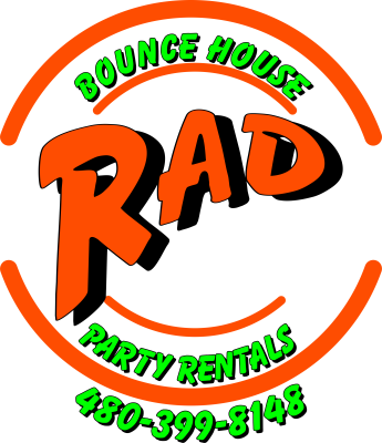 Rad Bounce House Party Rentals