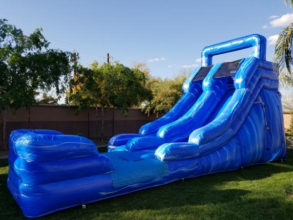 inflatable water slide rentals mesa az