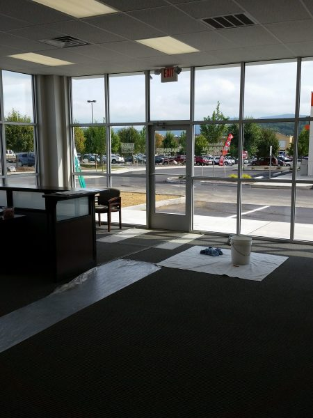 Construction Window Cleaning Wytheville, Virginia