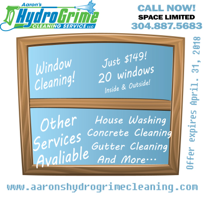 Window Cleaning Coupon