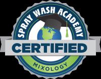 Certified, Mixology, Princeton West Virginia, Pressure Washing Service, Soft Washing, Education, Spray Wash Academy