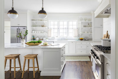 THESE ARE THE BEST AND WORST COLORS TO PAINT YOUR KITCHEN