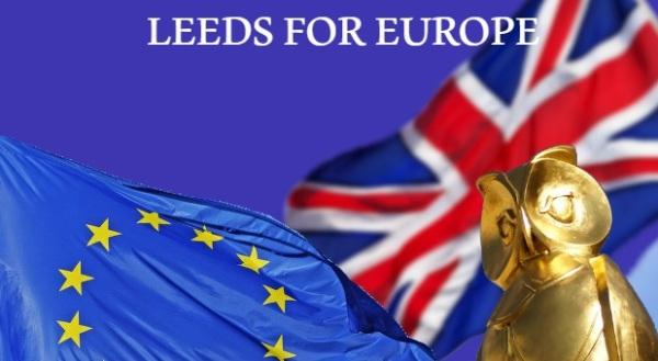 Leeds for Europe Logo