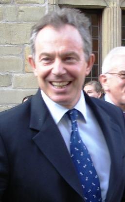 The Return of Blair