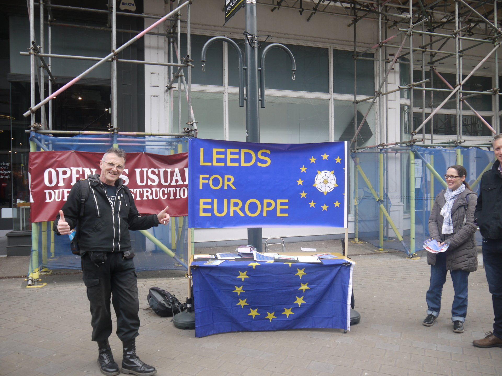 Campaign Stall 29th April 2017