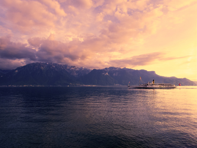 Montreux - Switzerland