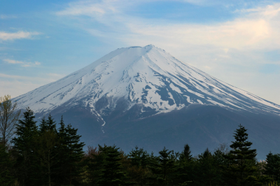 Mt. Fuji - Japan