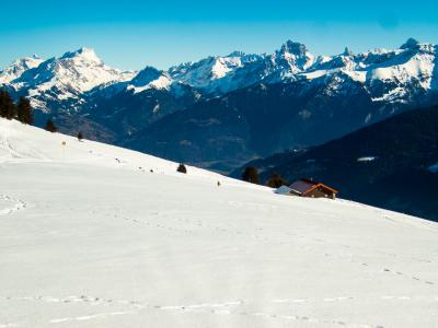switzerland, snow, mountain