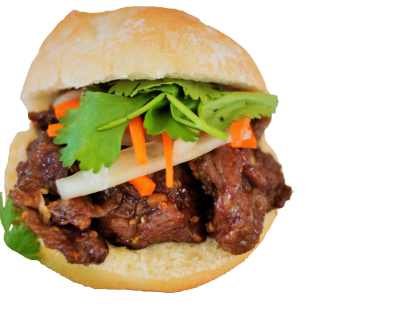 Saigon Beef Slider
