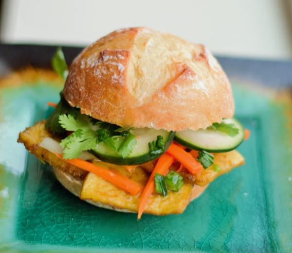 Thailand Tofu Slider