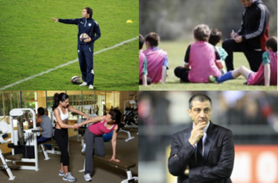 Which professionals for sport (1)?: For a common platform.